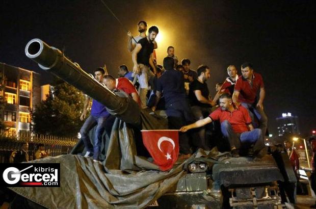 Türkiye'de Gerçekleşen 15 Temmuz Darbe Gecesi; GTA 5'te Canlandırıldı!