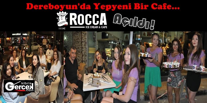 Dereboyun'a Yepyeni Bir Cafe…