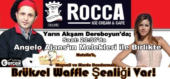 Yarın Akşam Dereboyun'da Waffle Şenliği Var!