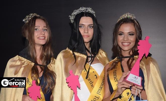 International Top Model of Cyprus Gökçe Eygi'ye İki Ödül!