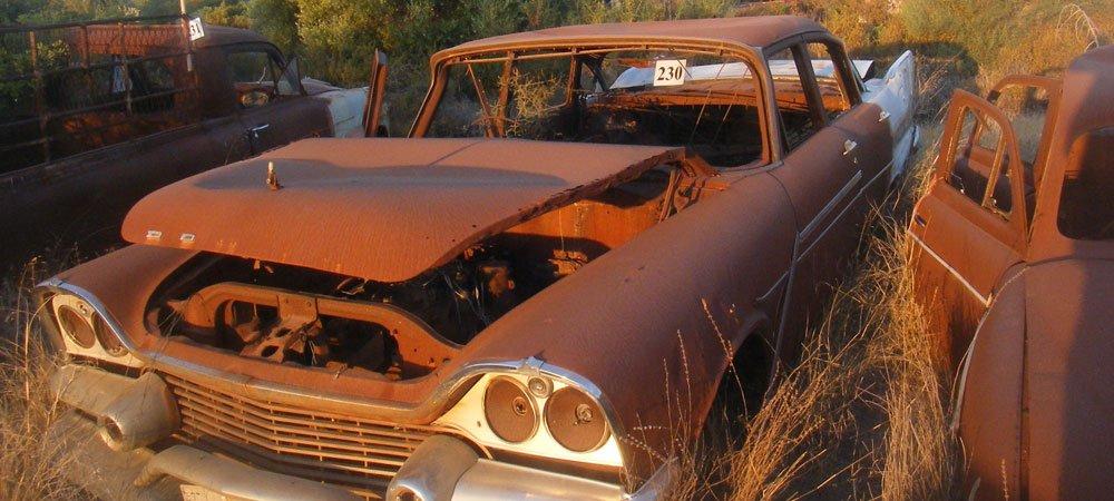 Araçlar 42 yıl sonra iade ediliyor