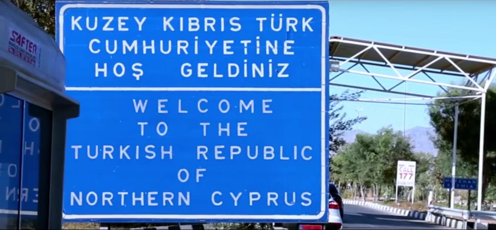 Kıbrıslı Genç Mahmut Ersin Altan'dan Ambargo Konulu Mükemmel Bir Anlatımla Video Çalışması (Videolu Haber)