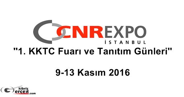 KKTC Milli Eğitim ve Kültür Bakanı Özdemir Berova, İstanbul'da CNR EXPO Fuarına Katılmak Amacı ile İstanbul'a Gidiyor!