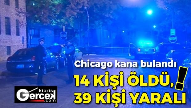 Cadılar Bayramı Öncesi Chicago'da Ağır Bilanço; 14 ÖLÜ!