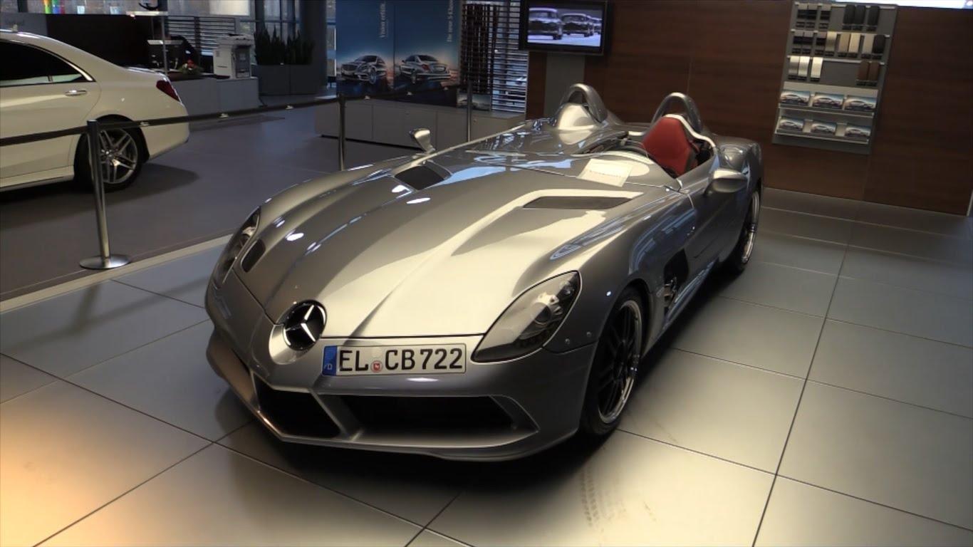 Dünyanın en pahalı Mercedes'i Karşınızda