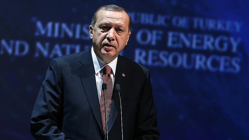 Erdoğan'dan Rumlara: Aç Tavuk Kendini Buğday Ambarında Sanırmış