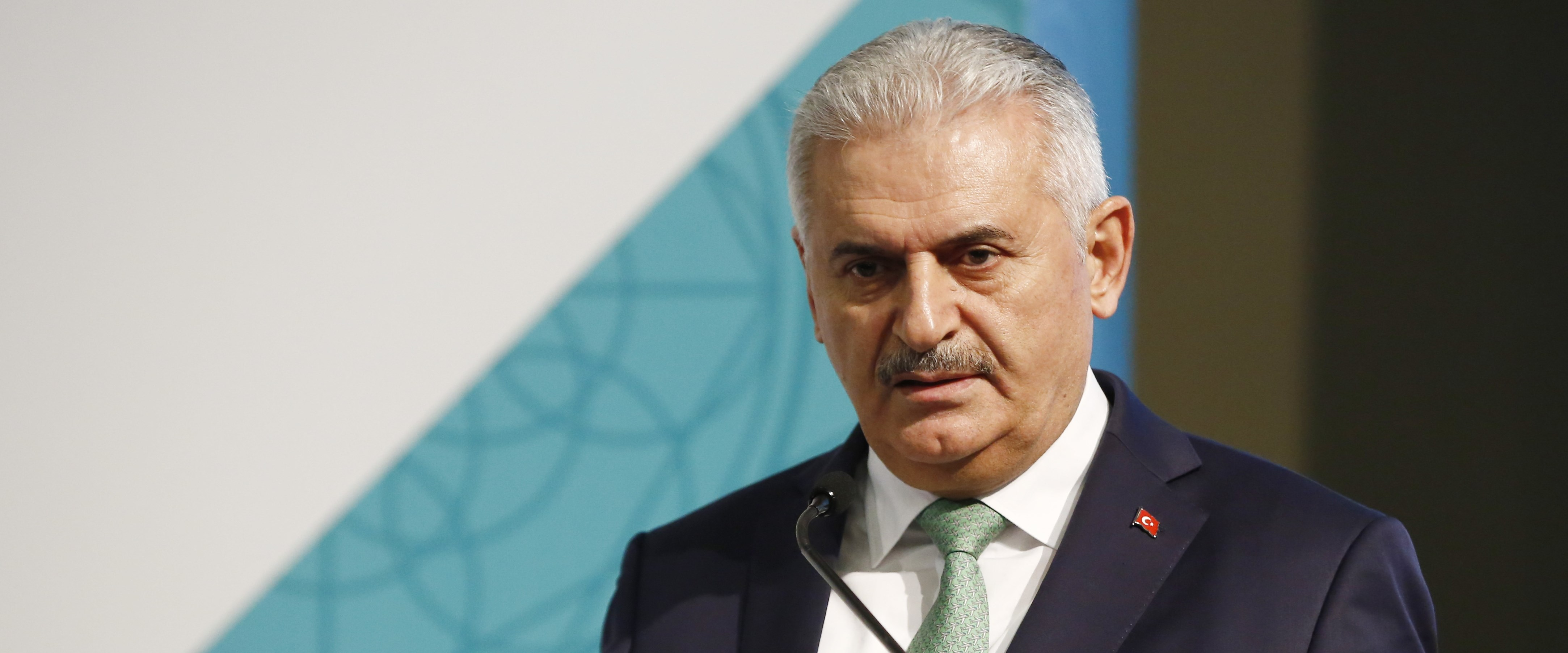 Başbakan Binali Yıldırım saldırıyı yapan örgütü açıkladı