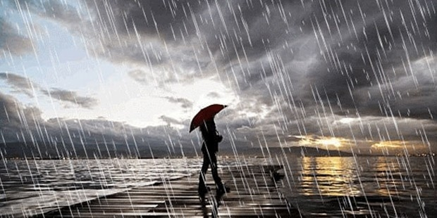 Sağnak Yağmur Geliyor..