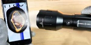 Dünyanın en parlak feneri, iPhone 7'ye tutulursa!
