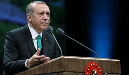 """Erdoğan'dan Afrin ile İlgili Kritik Açıklamalar """"""""Halkımız çok güçlü bir şekilde bu operasyonun arkasındadır. """""""""""