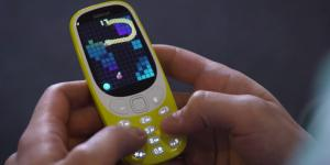 3310'un yeni jenerasyonunun yılan oyunu