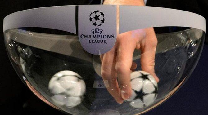 UEFA Şampiyonlar Ligi ve Avrupa Ligi kura çekimi izle (TRT Spor canlı yayın)