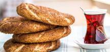 Simit diyeti ile 3 günde 3 kilo verin