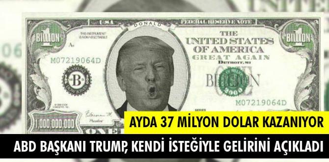 Trump'ın 315 milyon dolar borcu var