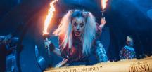 Cirque Le Soir ile ODYSSEY'de Destansı Eğlence Yolculuğu vardı