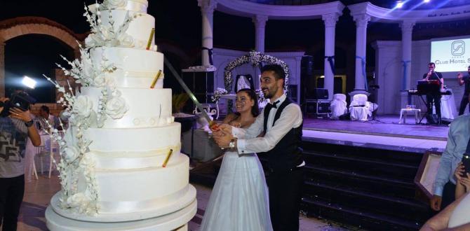 Antalyada Rüya Gibi Bir Düğün