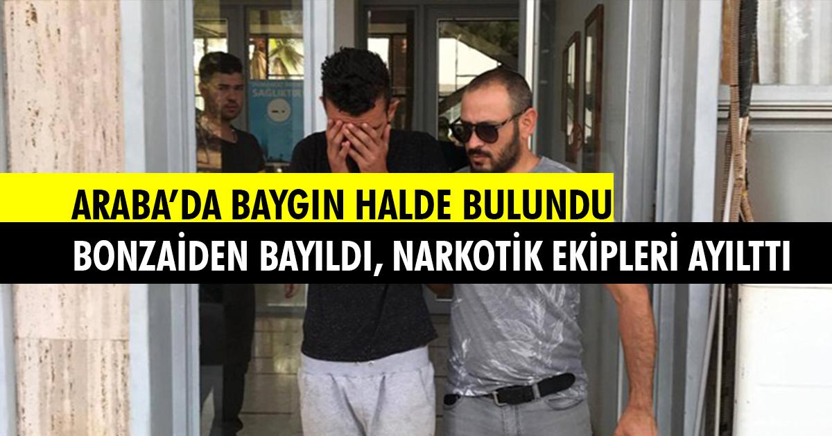 Mehmet Altıntaş Aracında Uyuşturucu'dan Baygın Halde Bulundu