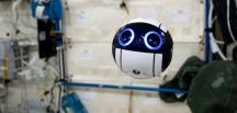 Uzay Robotundan İlk Görütüler Geldi