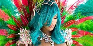 Festivalin Yıldızı Rihanna