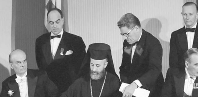 Makarios'a İngiliz Bakan Tarafından Sex Şantajı
