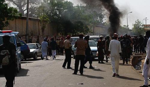 Nijery'da Patlama 29 Kişi Hayatını Kaybetti