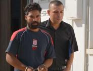 Cinayet İşledi KKTC'de Yakalandı Askeri Sınır İhlalinden Tutuklandı