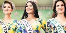 Miss Venezuella güzellik yarışması süresiz askıya alındı