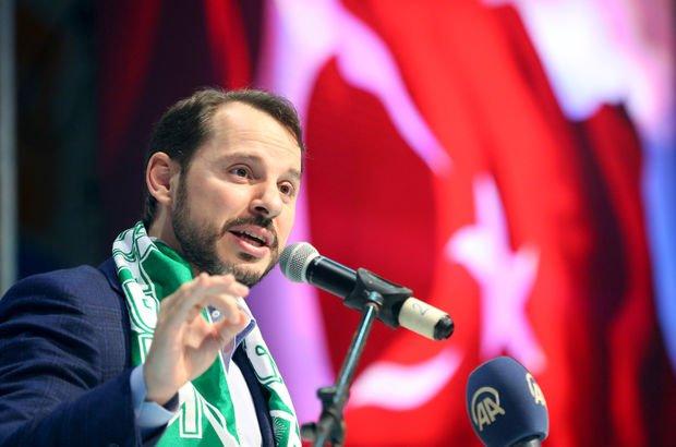 Enerji Bakanı Berat Albayrak'tan Kemal Kılıçdaroğlu'na yanıt