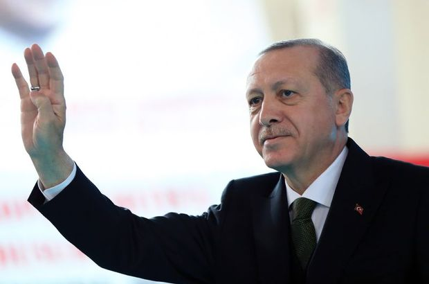 Cumhurbaşkanı Erdoğan'dan Tel Rıfat'a operasyon mesajı