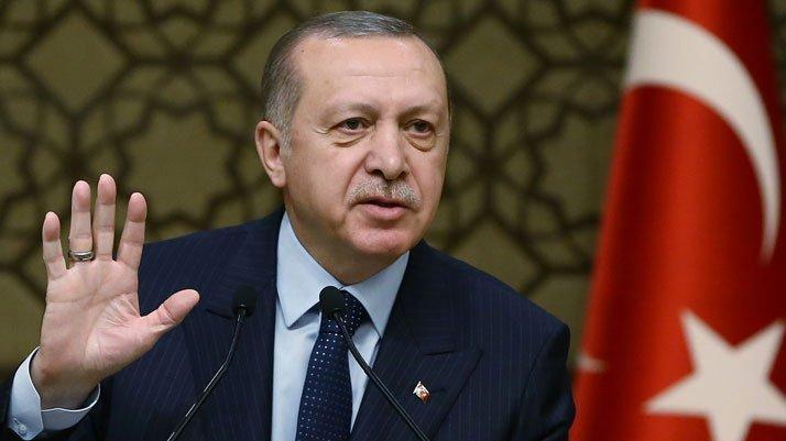 Yetki Artık Erdoğan'da