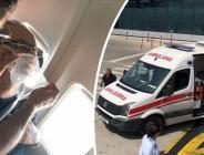 Yolcu Uçakta Kalp Krizi Geçirdi