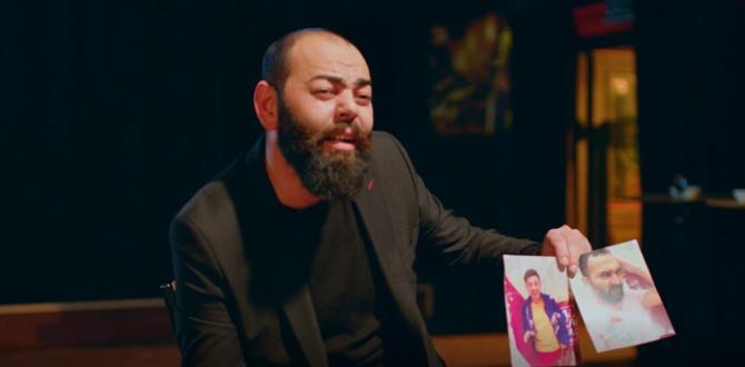 Hep Yek 3 Sinema Filminde Bir Kıbrıslı Türk; ÇAĞLAR YÜKSEL