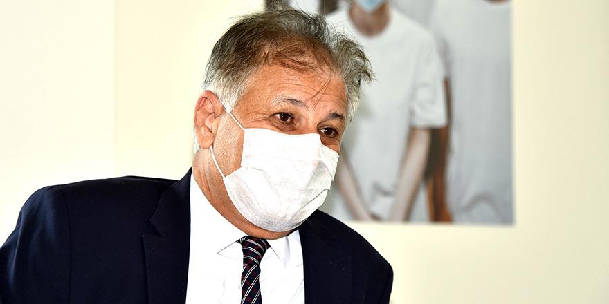 Sağlık Bakanı Ali Pilli Şu ana Kadar 6 Bin Doz Aşı Yapıldı