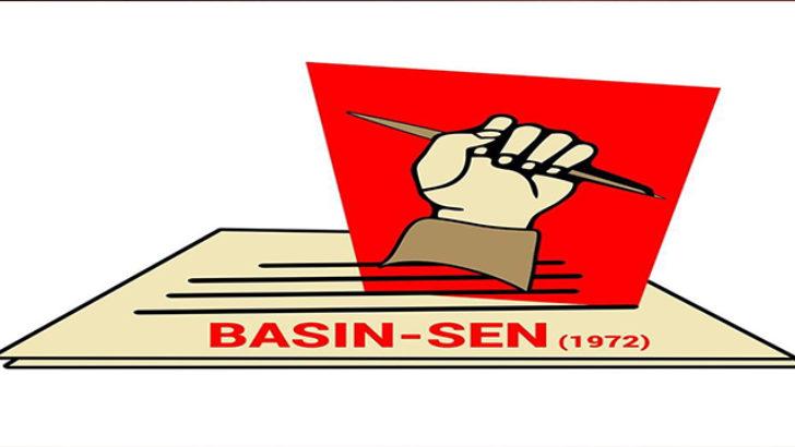 Basın-Sen, Aşıkoğlu'nun Tepki Göstererek, Tüm Basından Özür Dileyerek İstifa Etmesi Gerektiği Belirtildi