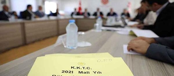 Bütçe Görüşmeleri Komitede Tamamlandı Sıra Meclis'te