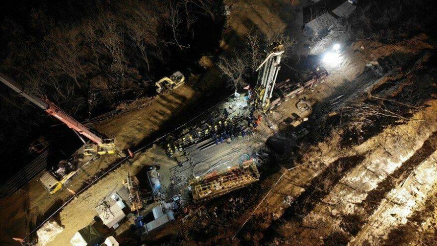 Çin'de Altın Madeninde Patlama! 22 İşçi Mahsur…
