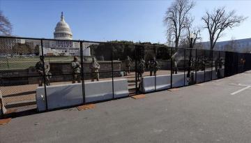 """ABD Başkanı Joe Biden Yemin Töreninde 200 Ulusal Muhafız'ın Koronavirüs Testi """"Pozitif"""" Çıktı."""