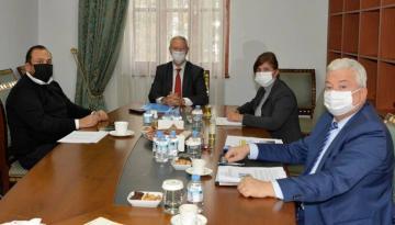 Cumhurbaşkanlığı'nda Maraş Açılım Komitesi ile İlk Toplantı Gerçekleştirildi