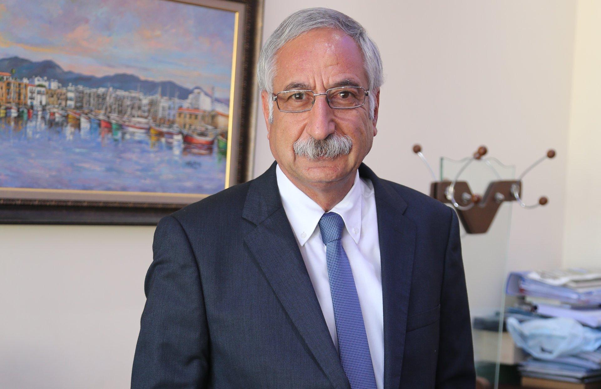 """Girne Belediye Başkanı Nidai Güngördü: """"Beylerbeyi'nde 21 Pozitif Vaka…"""
