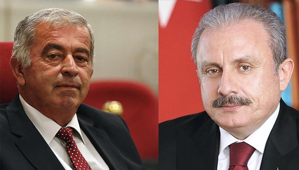 TBMM Başkanı Mustafa Şentop, Telefonla Arayarak Önder Sennaroğlu'nu Kutladı
