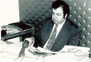 Dr. Burhan Nalbantoğlu, Ölümünün 41'inci Yıl Dönümünde Anılıyor.