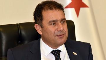 """Ersan Saner: """"AB, Kıbrıs Türküne Haksızlık Ettiği Sürece Çözüme Hiçbir Katkı Sağlayamaz"""""""