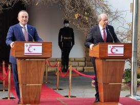 """Türkiye Cumhuriyeti Dışişleri Bakanı Mevlüt Çavuşoğlu, """"Aşı Desteğimiz Sürecek"""""""
