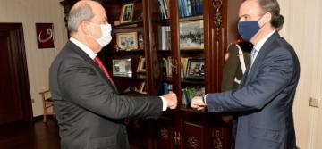 Cumhurbaşkanı Ersin Tatar: Emrivaki Bir Anlaşmayı Kabul Etmiyoruz