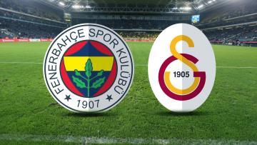 Fenerbahçe-Galatasaray Derbesinde 393. Randevu