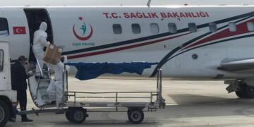 Türkiye'den 20 Bin Doz Aşı Daha Gönderildi