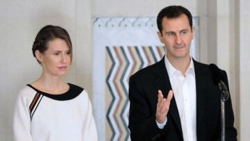 Beşar Esed İle Eşi Esma Esad'ın Koronavirüse Yakalandı