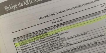 TC-KKTC Mali İşbirliği Antlaşmasında Cumhurbaşkanlığı Sarayı Yapımı İçin 14 milyon TL Kaynak Ayrıldı