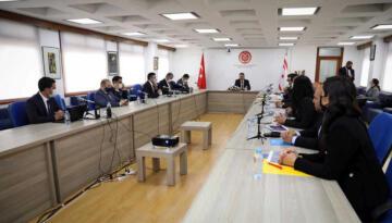 """""""Karantina Takip Platformu"""" Siyasi Parti Başkanları İle Milletvekillerinin Bilgisine Sunuldu"""