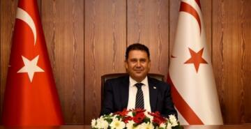 Başbakan Ersan Saner, 'Bir Zamanlar Kıbrıs' Dizisi Hakkında Açıklama Yaparak TRT'yi Kutlayarak, Teşekkür Etti